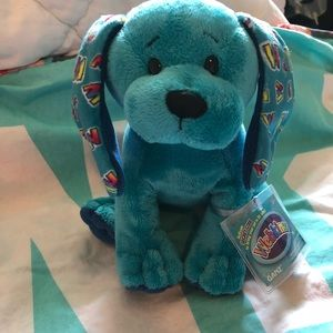 Webkinz Limited Edition 10 year anniversary Dog